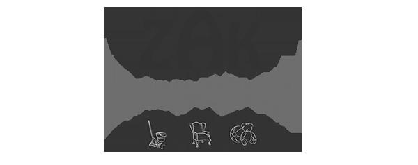Logo Kunde ZAK Zuhause alles klar