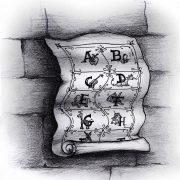 Illustration Kinderbuch Rattinos. Eine Schatzkarte, die keine ist!