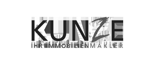 Logo meines Kunden Kunze Immobilien