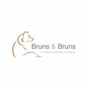 Logodesign für einen Versicherungsmakler Bruns & Bruns
