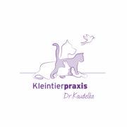 Logodesign für die Kleintierpraxis Dr. Kaudelka