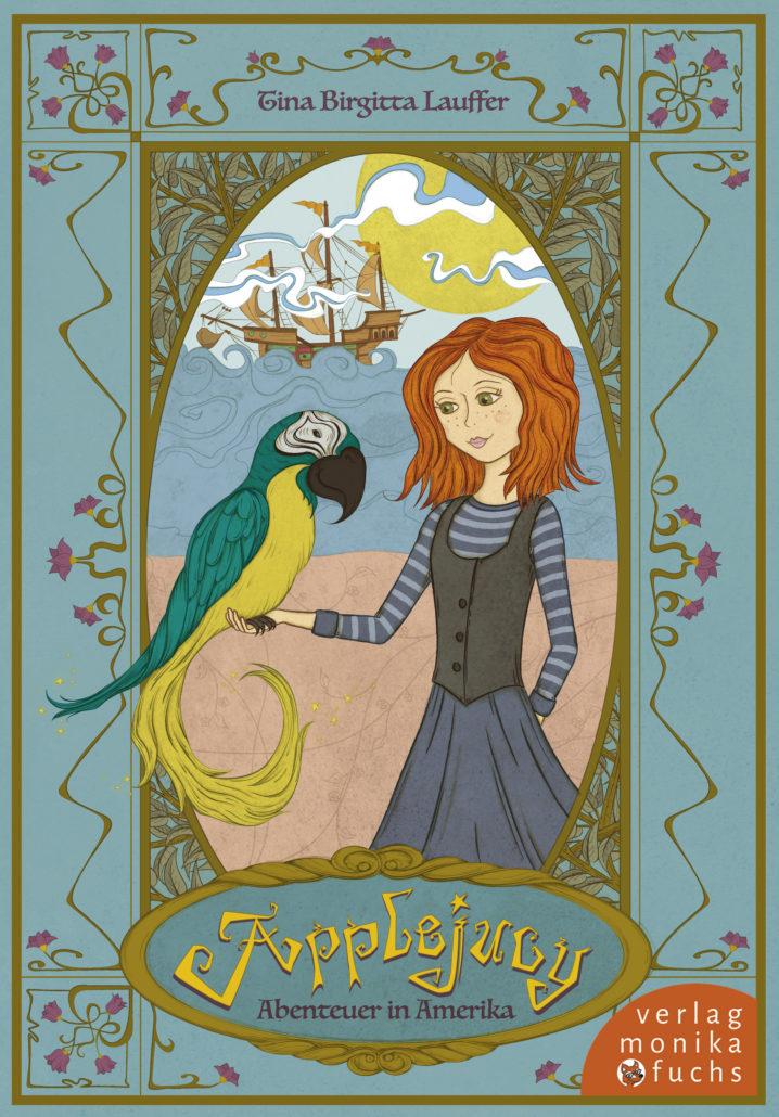 Illustration Buchcover Applejucy